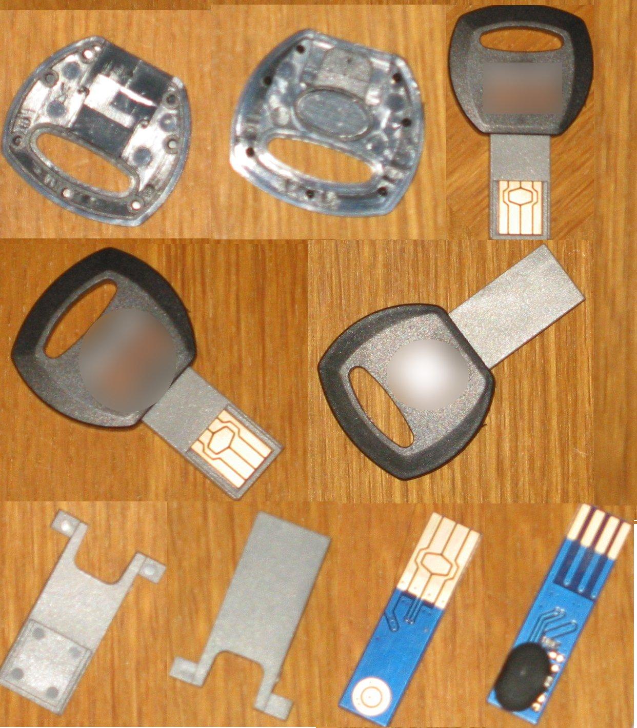 Clé web USB